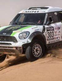 КСТ сервис на Ралли Марокко 2013